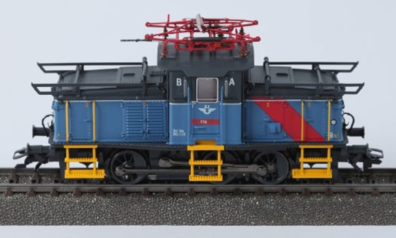 Mrklin 36338 - Rangierlok Reihe Ue, SJ
