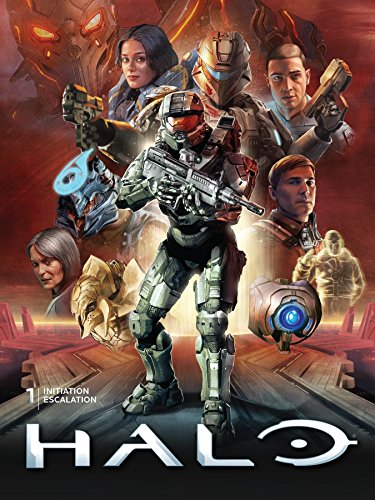 Halo: Library Edition Volume 1