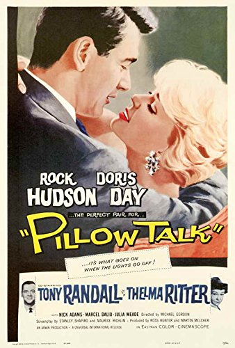 Pillow Talk POSTER Movie (27 x 40 Inches - 69cm x 102cm) (1964)