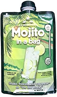 Lt. Blender's Mojito in a Bag, 10.2-Ounce Pouches (Pack of 3)