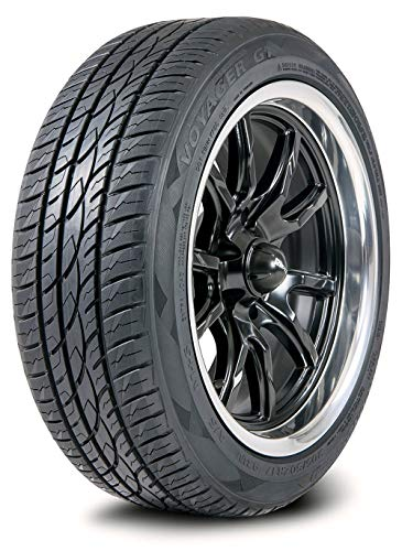 GroundSpeed 115647 VOYAGER GT All-Season Radial Tire - 195/60R15 88V
