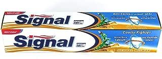 Signal Toothpaste Essential Anti-Cavity Herbal 120 ml