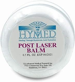 Hylunia Post Laser Treatment - Hyaluronic Acid, Shea Butter Balm - Natural Vegan Skin Repair - 1.0 fl oz