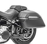 Alforjas rigidas 33l Craftride K3 Kawasaki VN 900 Classic/Custom/Light Tourer, Vulcan 900 Classic/Custom, Vulcan S