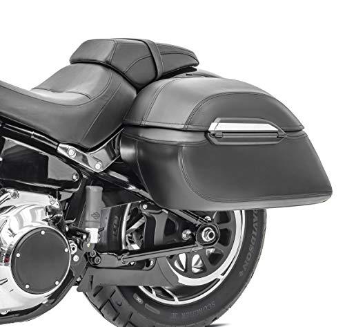Alforjas rigidas 33l Craftride K3 Kawasaki VN 900 Classic/Custom/Light Tourer, Vulcan 900...