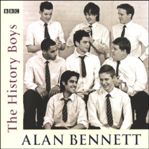 The History Boys (Dramatized) audiobook cover art