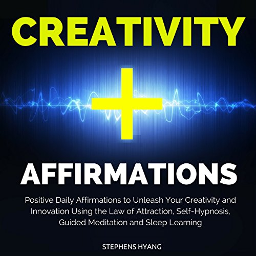 Creativity Affirmations cover art