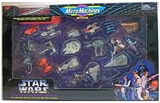 Star Wars Micro Machines Master Collector's Edition