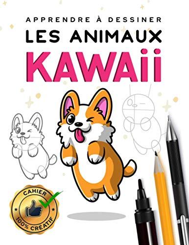 Apprendre à dessiner les animaux Kawaii