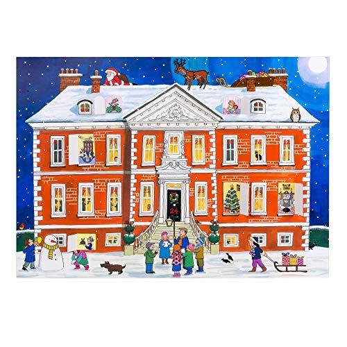 Alison Gardiner Calendario dell'Avvento: Natale nella casa di campagna inglese