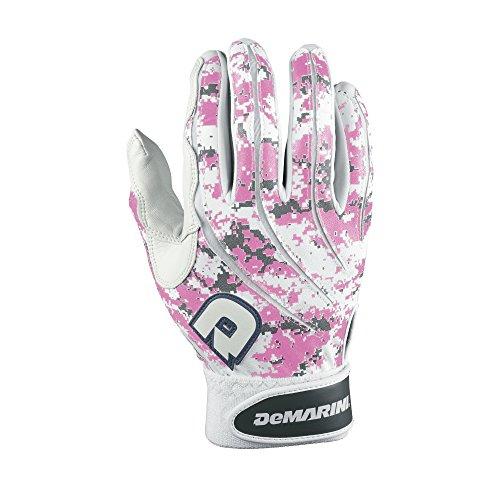 DeMarini Digital Camoflague Batting Glove, Pink, X-Large