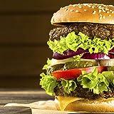 ミートガイ クラシックハンバーガーセット 4人前 (牧草牛ビーフパティ+BBQソース+バンズ) Classic Burger Set 4People (Grass-Fed Beef Patties+BBQ Sauce+Buns)