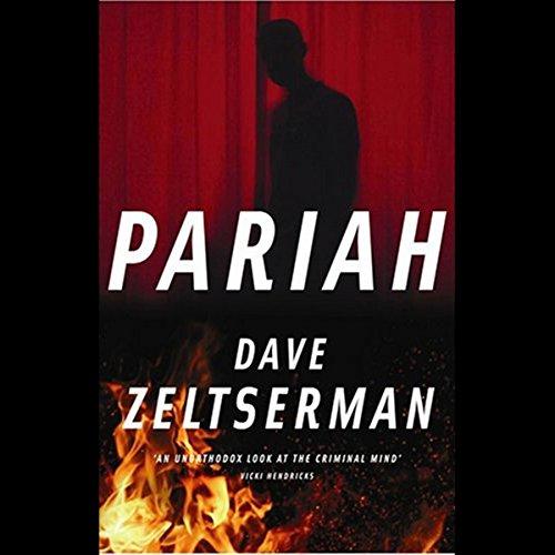 Pariah audiobook cover art