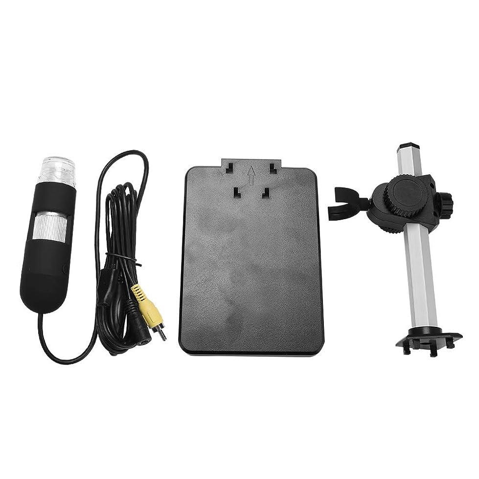 含意ライフル意気揚々デジタル顕微鏡、TV 110-240Vのための2MPデジタル電子顕微鏡800Xの拡大鏡AVの出力(US)