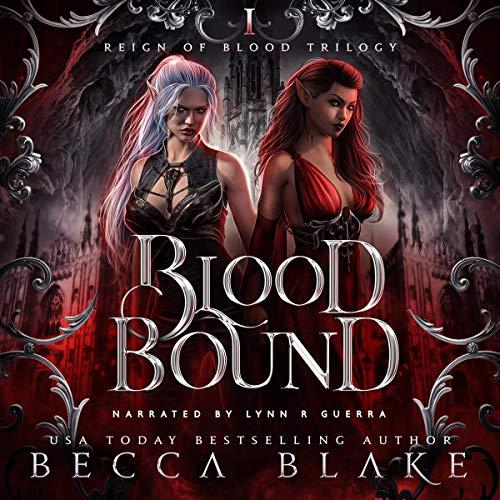 Blood Bound (A Dark Urban Fantasy Novel) cover art