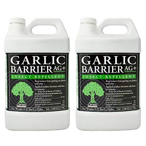 Garlic Barrier Liquid Spray (1 Gallon) 2-Pack