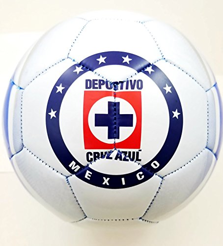 Cruz Azul Authentic Official Licensed Soccer Ball Size 5-02-2
