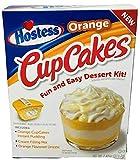 Hostess – Orange Cupcakes Dessert Kit, 7.07 Oz