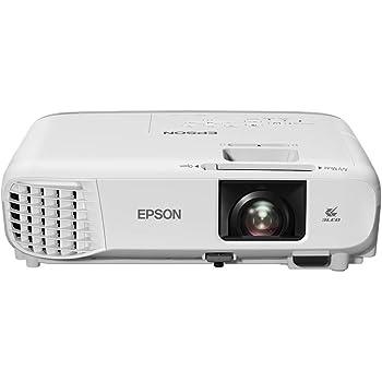 Epson EB-W39 - Proyector (3500 lúmenes ANSI, 3LCD, WXGA (1280x800 ...