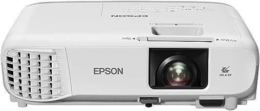Epson EB-S39 Video - Proyector (3300 lúmenes ANSI, 3LCD, SVGA (800x600), 15000:1, 4:3, 762 - 8890 mm (30 - 350