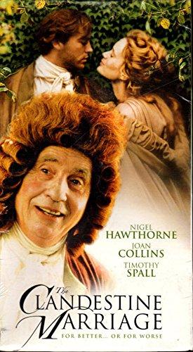 Clandestine Marriage [VHS]