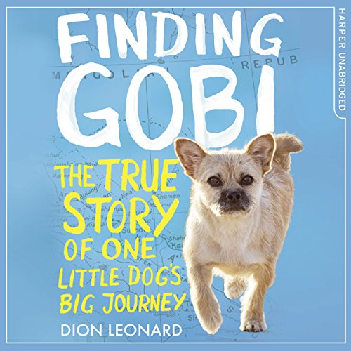 Finding Gobi (Younger Readers Edition) audiobook cover art