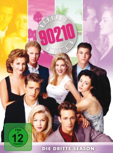 Beverly Hills 90210 - Staffel 3 (8 DVDs)