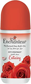 Enchanteur Enticing Roll On, 48 Hours odour protection, anti-perspirant, 50 ml, 2UE0054