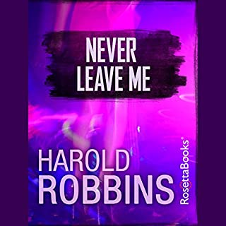 Never Leave Me cover art