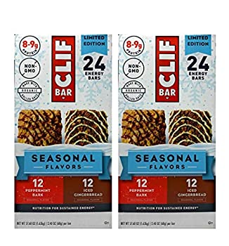 Best cliff bars gingerbread Reviews