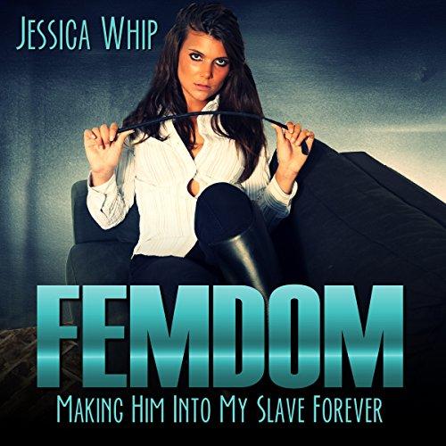 Femdom audiobook cover art