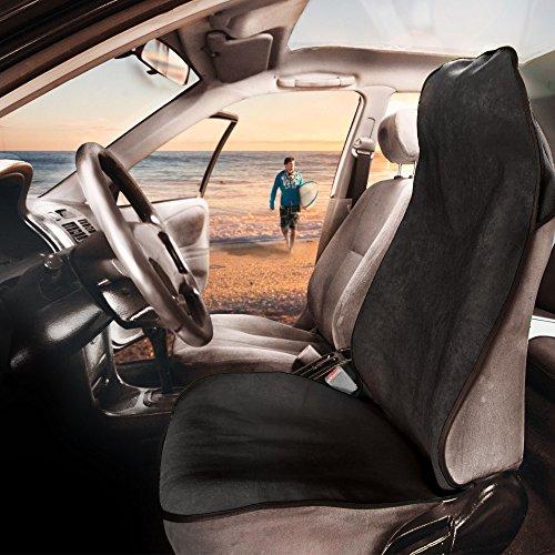 FH Group FH1006LIGHTBLUE – Funda para asiento de coche resistente al agua, ideal para entrenamientos,…