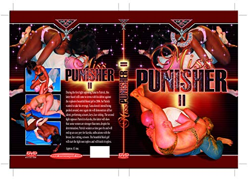 French mixed wrestling - MISS PUNISHER 2 (Female vs Male) DVD Amazon's Prod