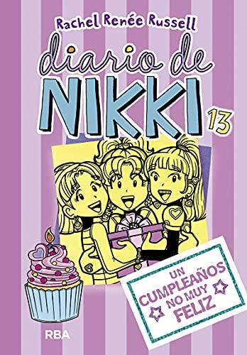 Diario de Nikki 13: Un cumpleaños no muy feliz: .: .: 013