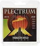 Thomastik Cuerdas para Guitarra Acústica Plectrum Acoustic Series juego AC113 Medium .013-.061 sin niquel
