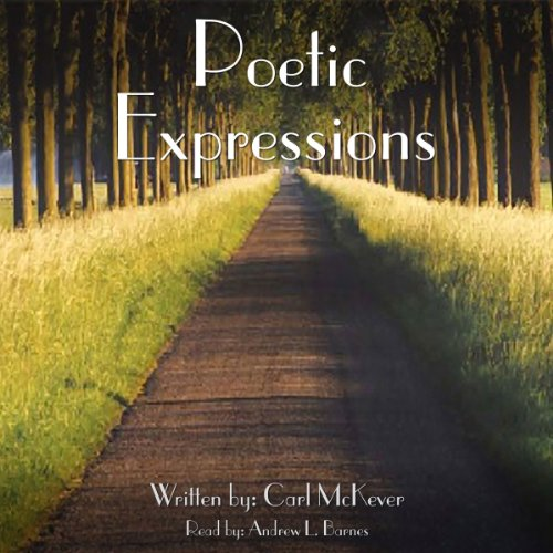 Poetic Expressions audiobook cover art