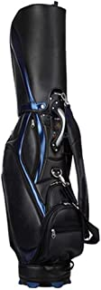 Golf Bag, 100% Waterproof, Lightweight and Portable, Multi-Color Optional happyL (Color : Blue)
