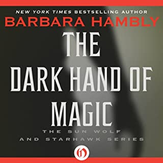 Dark Hand of Magic audiobook cover art