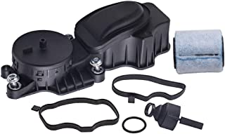 Crankcase Oil Breather Filter for BMW 3 5 7 Series 330D 525D 530D 730D X5 Crank Vortex Type
