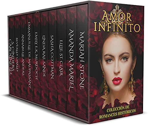 Amor Infinito: Colección de romances históricos