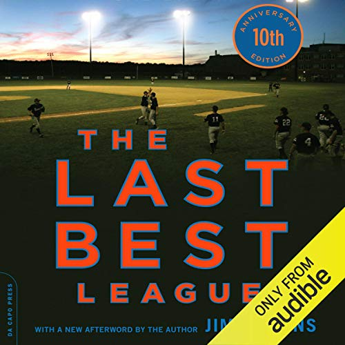 The Last Best League, 10th Anniversary Edition cover art
