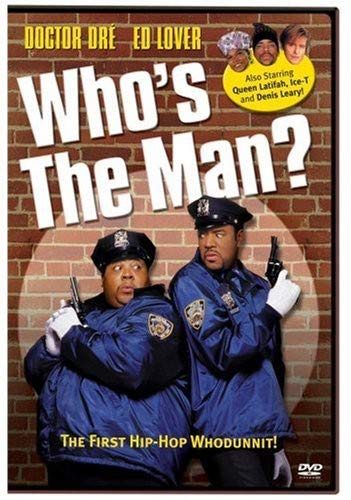 Who's The Man? (DVD)