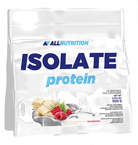All Nutrition Isolate Protein Shake Powder, Salted Caramel