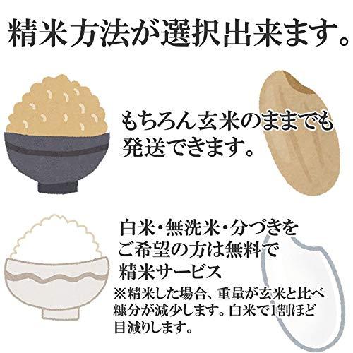 『山形県産 ひとめぼれ 30kg 紙袋 令和元年度産 (7分づき 9.3kg×3袋)』の2枚目の画像