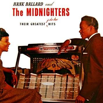 Hank Ballard And The Midnighters Sing Their Greatest Juke Box Hits