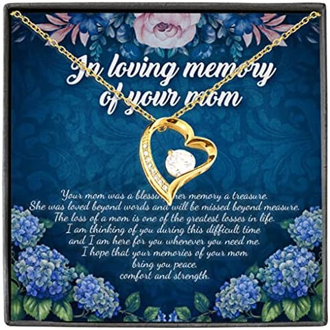 In Loving Memory Indefinitely Of Your Mom A Blessing Cheap mail order shopping Remembrance Was Memorial