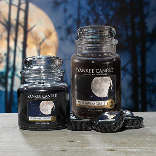 YANKEE CANDLE 5tlg Set di Candele profumate Midsummer S Night