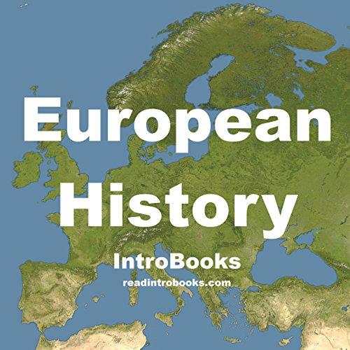European History cover art