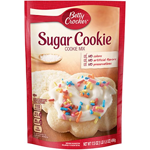 Sugar Cookie Baking Mix