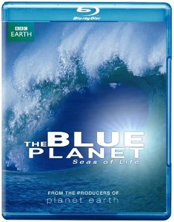 The Blue Planet Seas of Life Blu ray product image